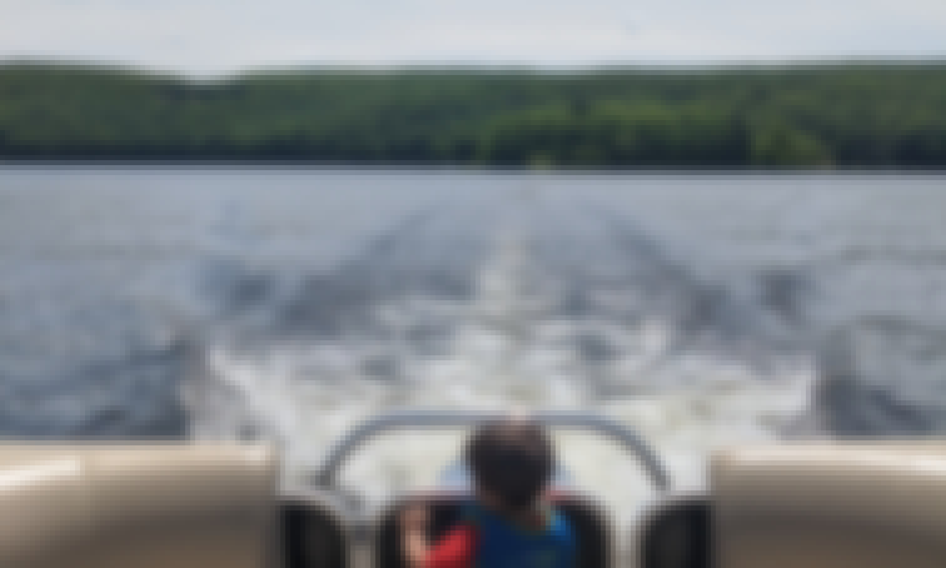 2017 Manitou Pontoon for Rent in Paupack