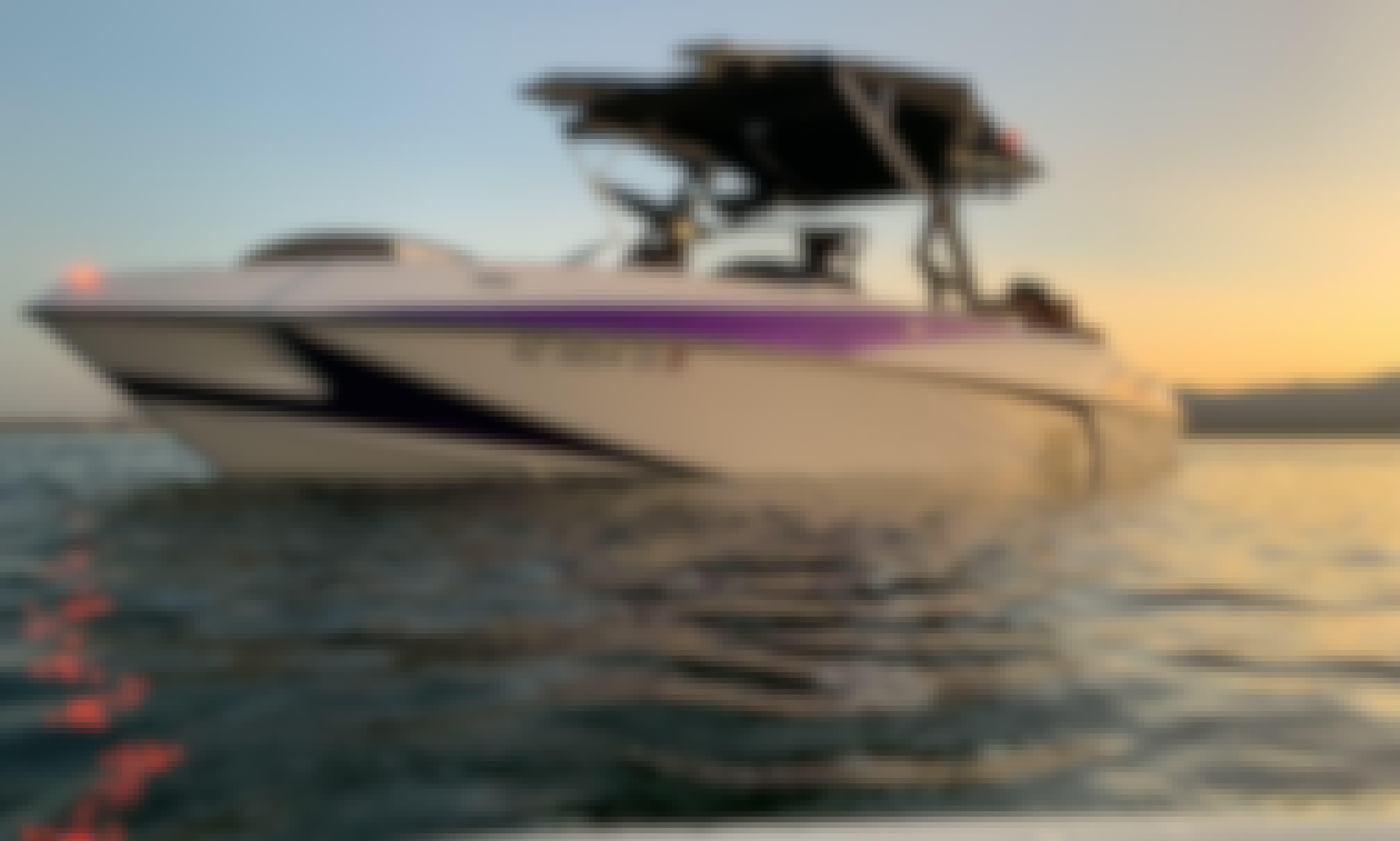Axis T23 Wakeboard Boat in Lake Havasu City