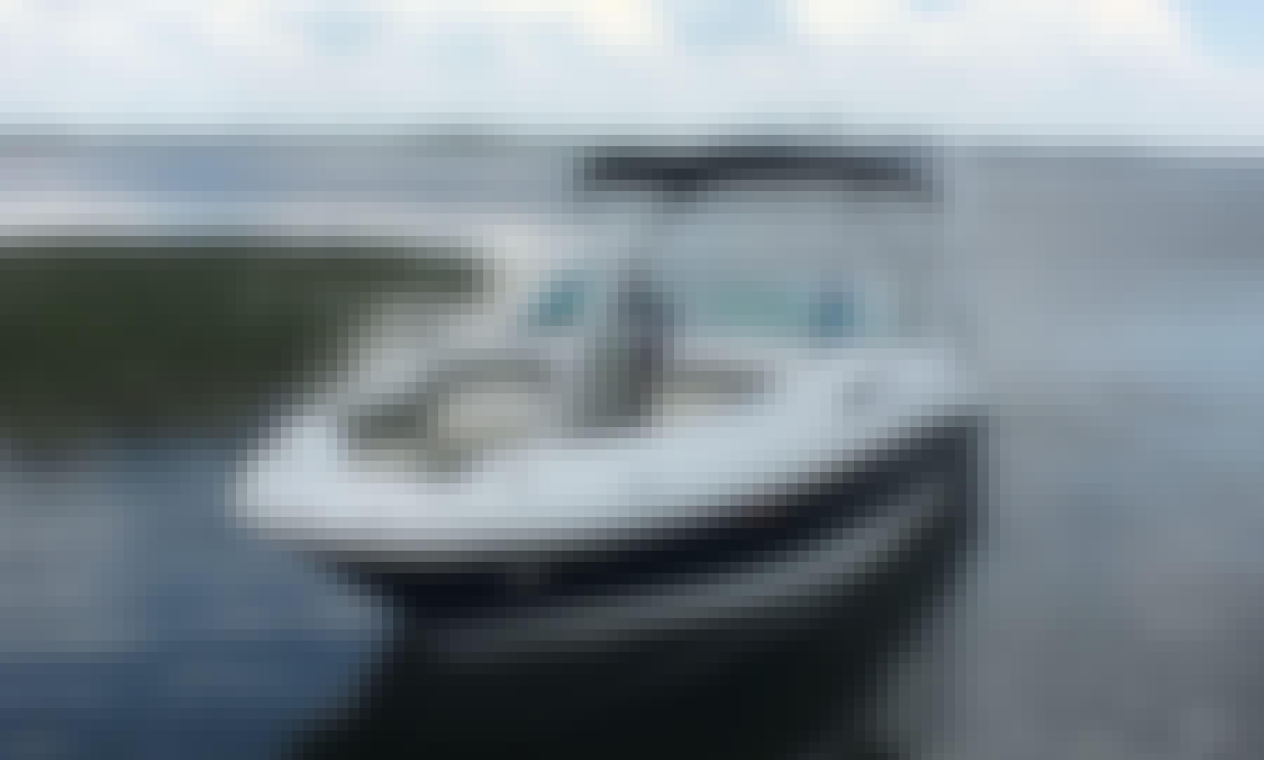 Sea Ray 240 Sundeck Boat In Marbella, Spain