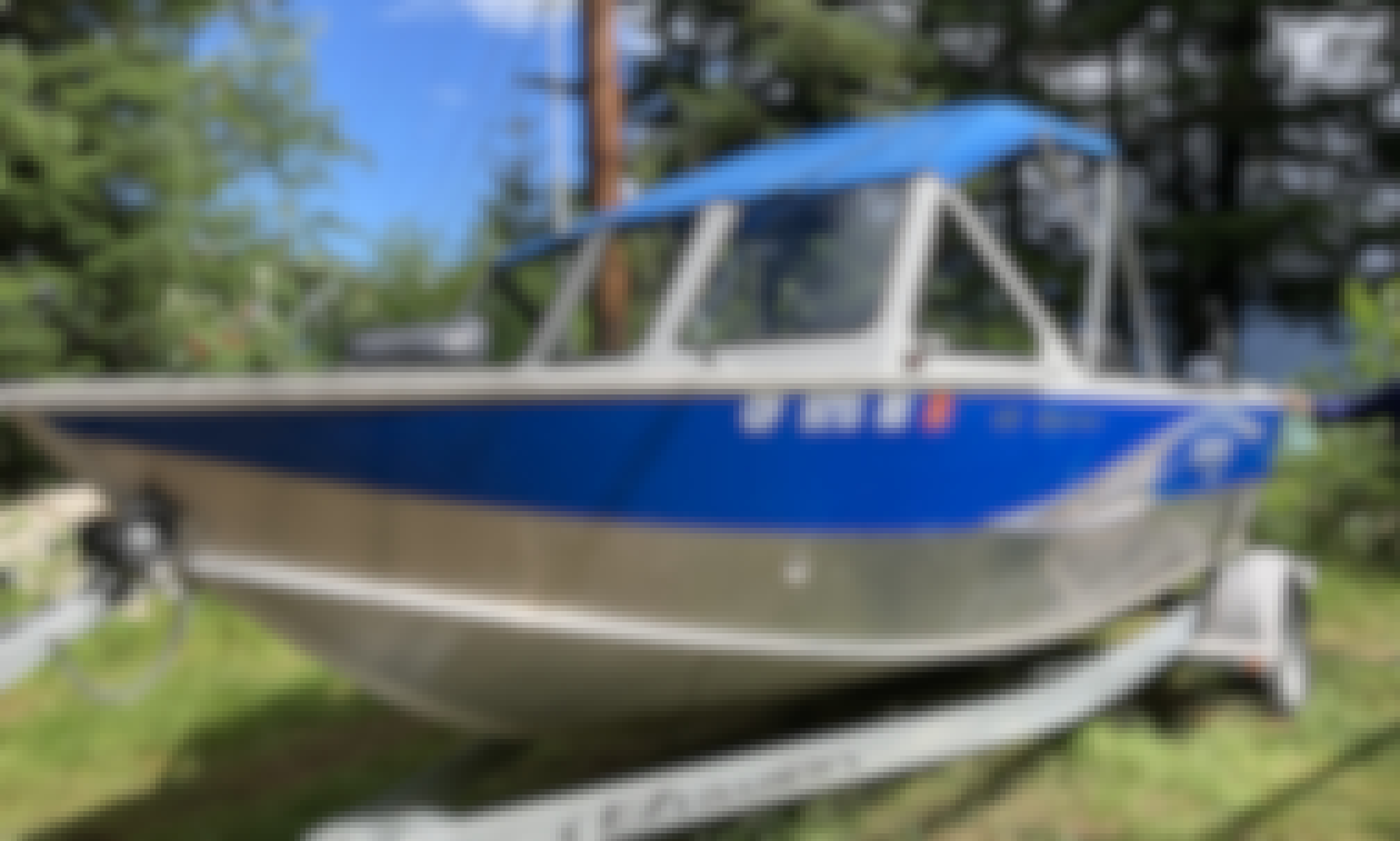 Hewescraft 180 Sportsman for Rent in Juneau