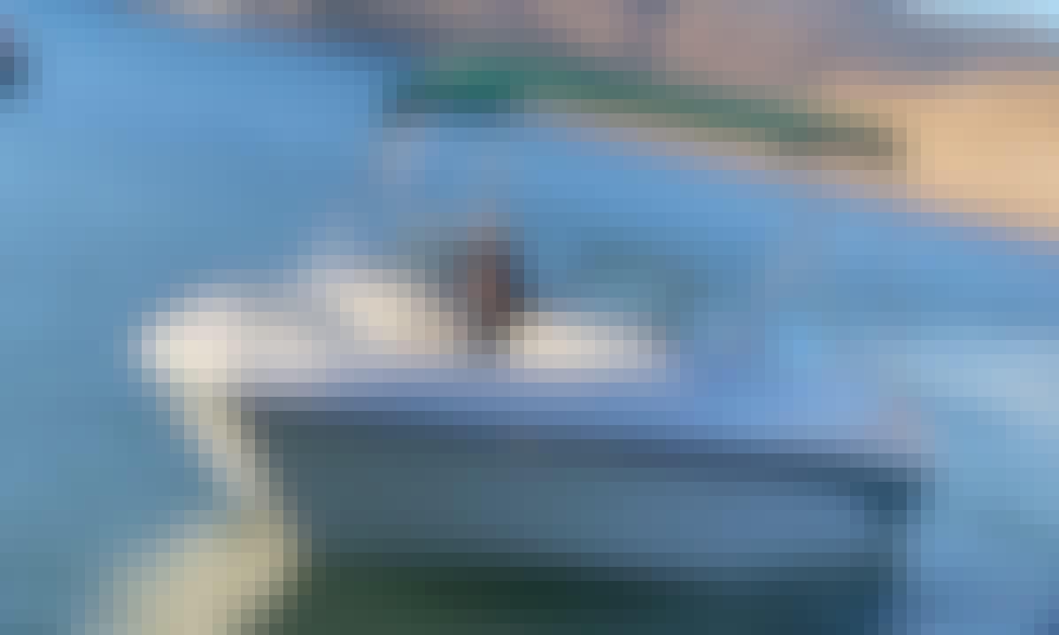 11 Passenger Boat Rental, Millerton Lake CA