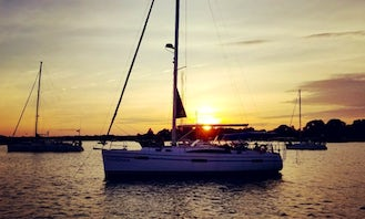 Overnight Cruise for up to six people in Rock Hall, Maryland