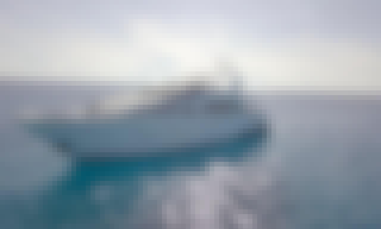Impressive Azimut 101' Mega Yacht in Cancun
