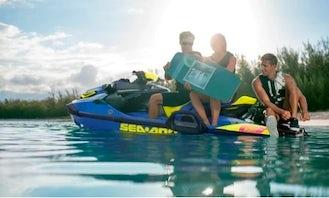 2021 Sea Doo Jet Ski's in Kings Beach, California!