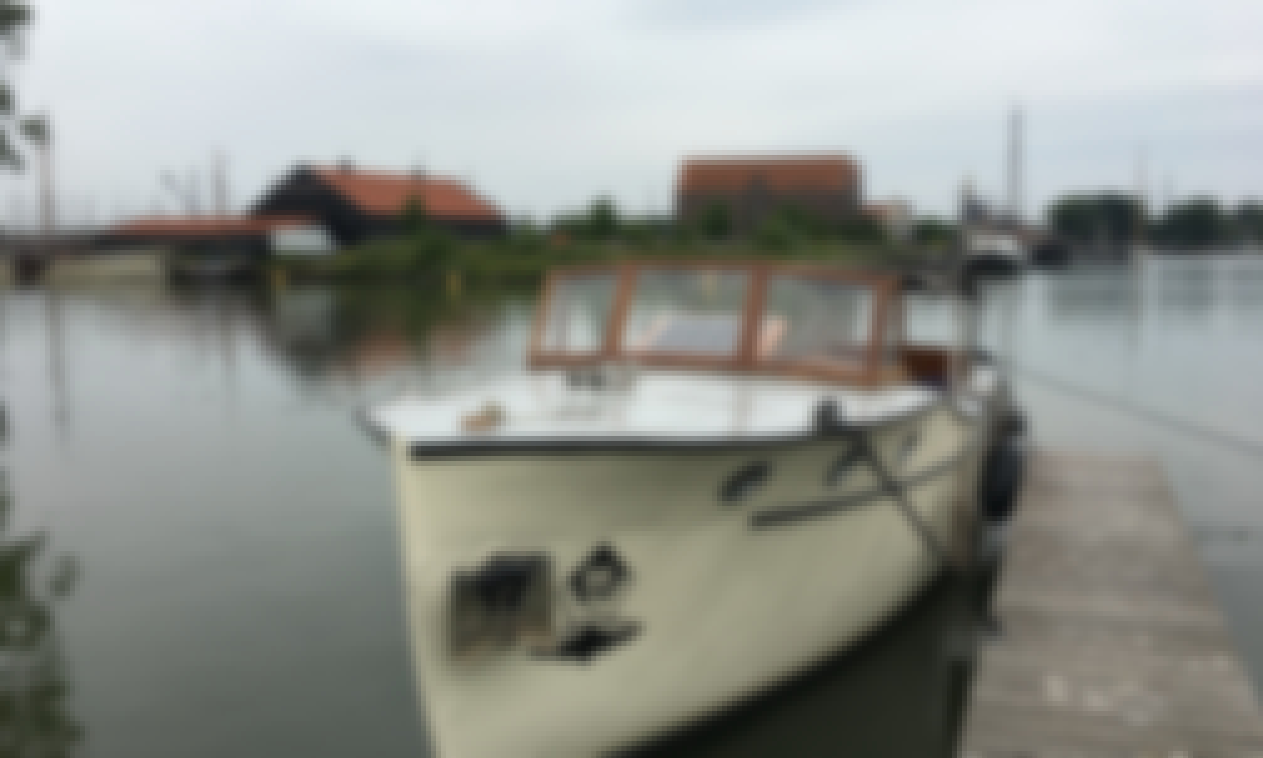 Sightseeing Water Taxi Tours in Hoorn