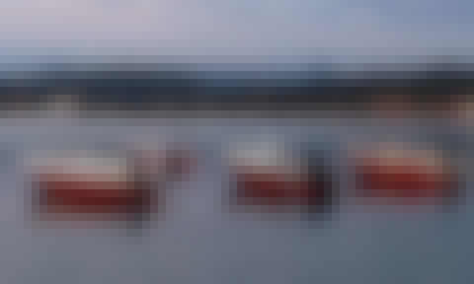 25hp Boat Rental in Sidari, Greece