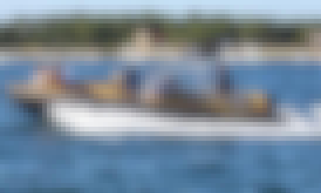 Brandnew 18' Sealver WB Z6 Hevo Wakeboat for Rent in Marbella, Andalucia