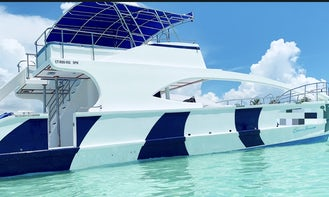 Luxury Party Boat in Boca Chica