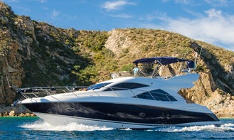 60' Sunseeker Private Yacht in Cabo San Lucas, Mexico