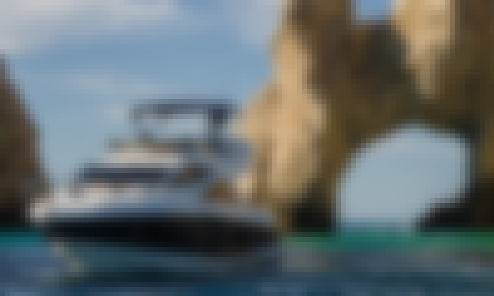 60' Sunseeker Manhattan Private Yacht in Cabo San Lucas, Mexico