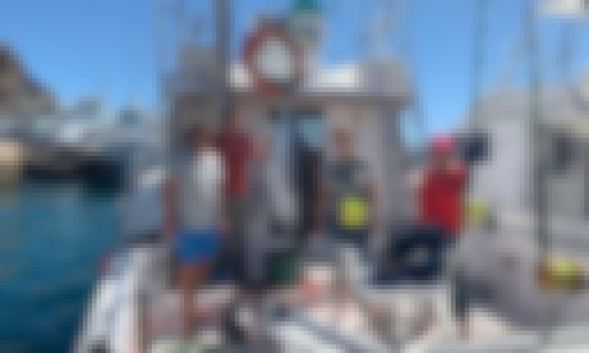 Sport Fishing Charter in Puerto Rico, Gran Canaria