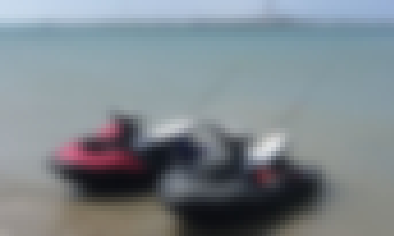 2 Sea-Doo Sparks in South Padre Island