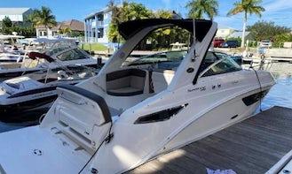 Sea Ray Sundancer Powerboat for Charter in Oceanside