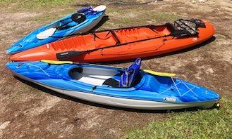 Adventure Kayaking in St. Augustine