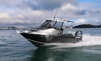 2020 Surtees 650Gamefisher Powerboat for Rent in Auckland