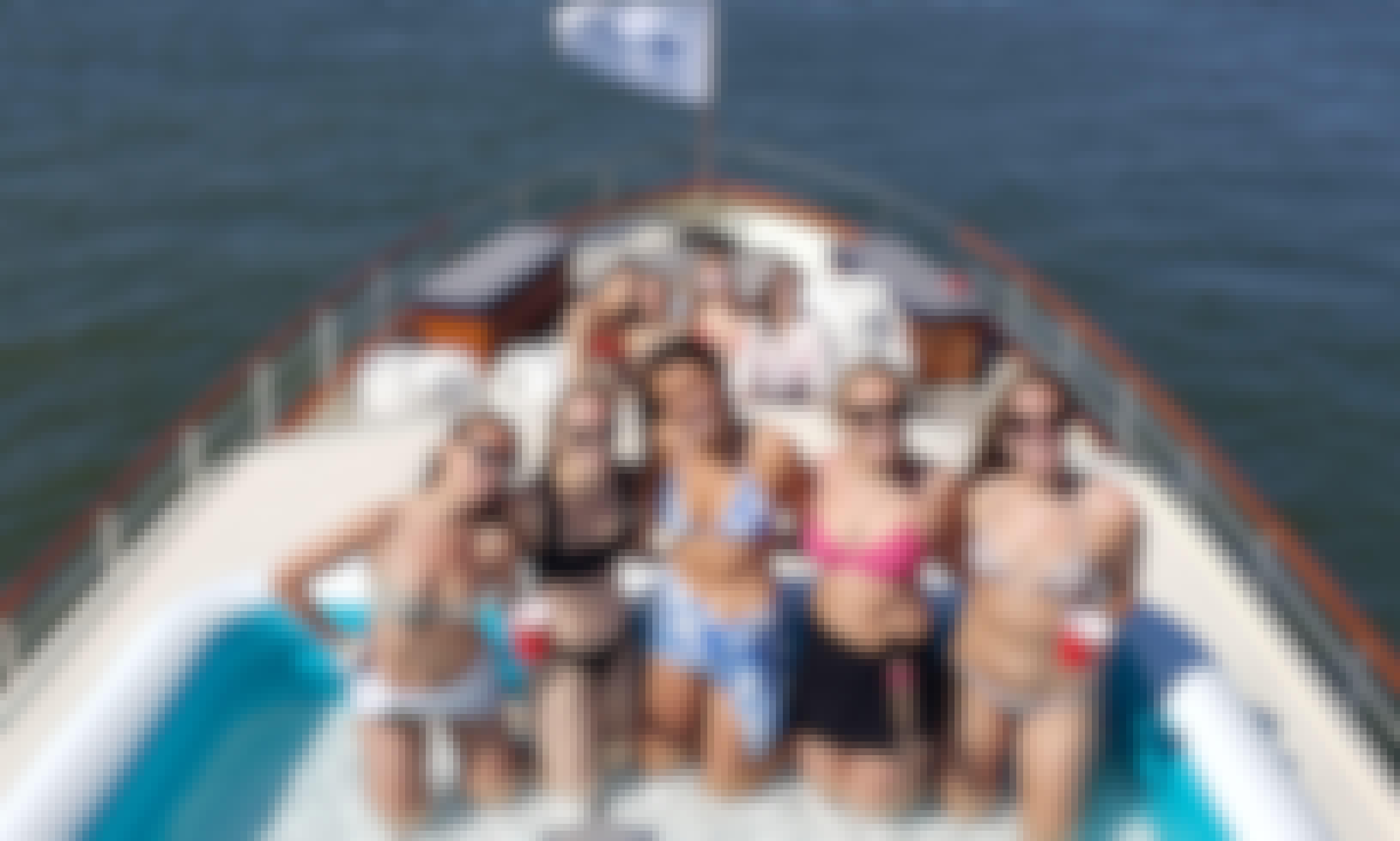 Luxury Megayacht Charter in Charleston