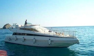48' Conam Chorum Motor Yacht Charter in Vlorë County, Albania
