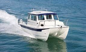 C-Dory Tomcat 30' Santa Barbara Coastal Tours