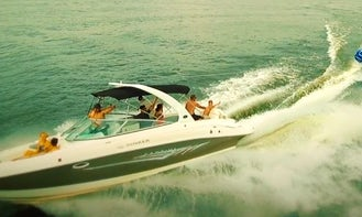 296 Capitiva Rinker Gorgeous Bowrider for rent in Lake Ozark