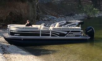 2021 Ranger 150 hp Pontoon for rent in Royal Arkansas