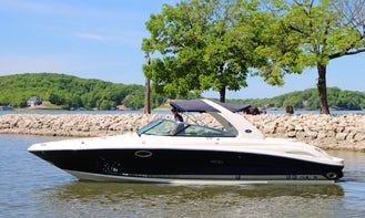 29.5' - Sea Ray 290SLX - Captained Charter - Fun without worry