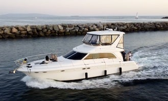 SeaRay-480 Yacht for Rent in Marina del Rey