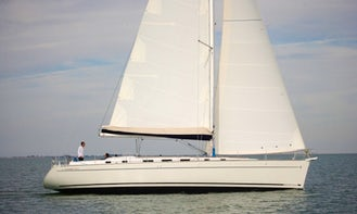 Beneteau Cyclades 50.4 Sailboat for Charter in Seychelles
