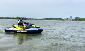 Come Enjoy Our Brand New Seadoo Jet Skis