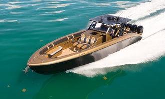 43ft Midnight Express Yacht for Charter in Miami