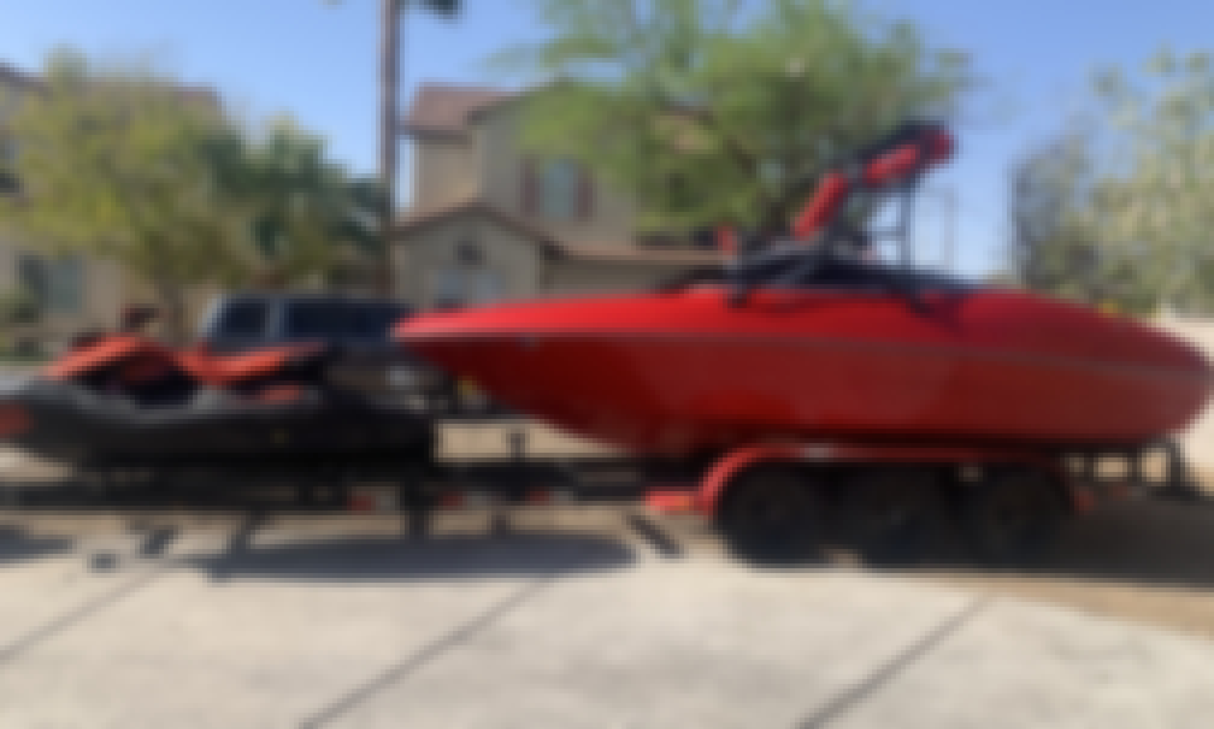 Reinell Bowrider And Jetski Rental in Las Vegas, Nevada