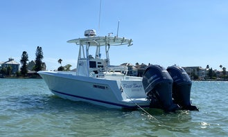 Contender Fishing Boat in Madeira Beach, Florida
