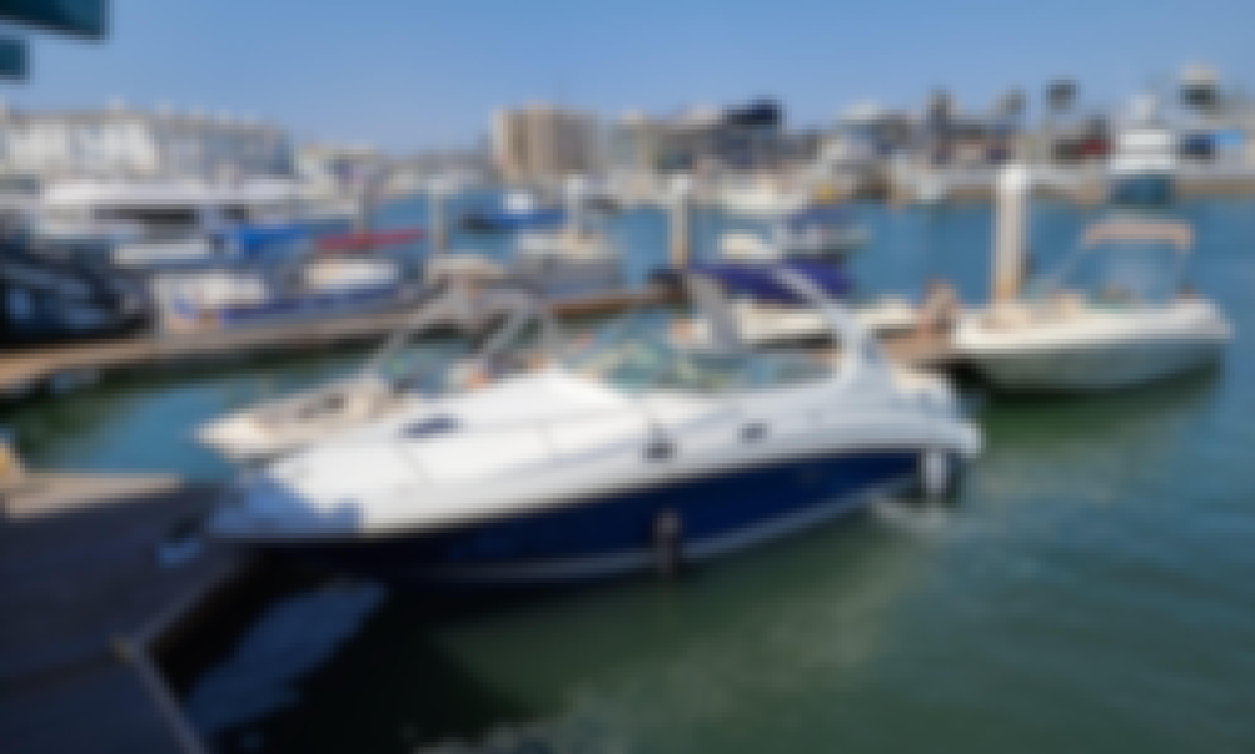 SeaRay 28' Cruiser in Newport Beach