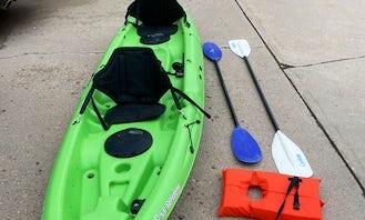 2 Person Sun Dolphin Kayak for Rent in Denver, Colorado