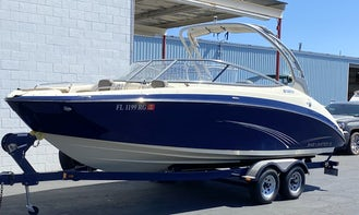 Yamaha 242 Limited Powerboat with Soundsystem in Las Vegas
