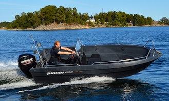 Rent this Open Motor boat in Faro