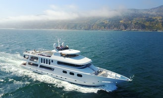 Custom 143' Mega Yacht with Helipad in San Diego, California