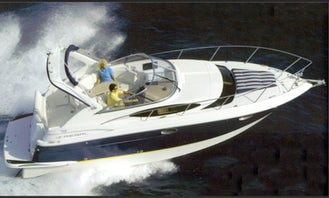 2016 Regal 31' CruiseThe Inner Harbor, Annapolis, Hart Miller Island, Jelly Fish Joel's Tiki