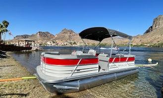 2021 Berkshire Luxury Tritoon 23' in Lake Havasu City