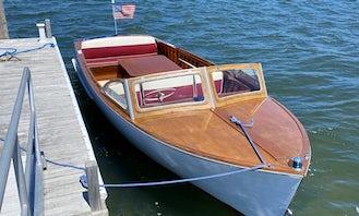 Charming Classic Lyman 19 in Sag Harbor, New York