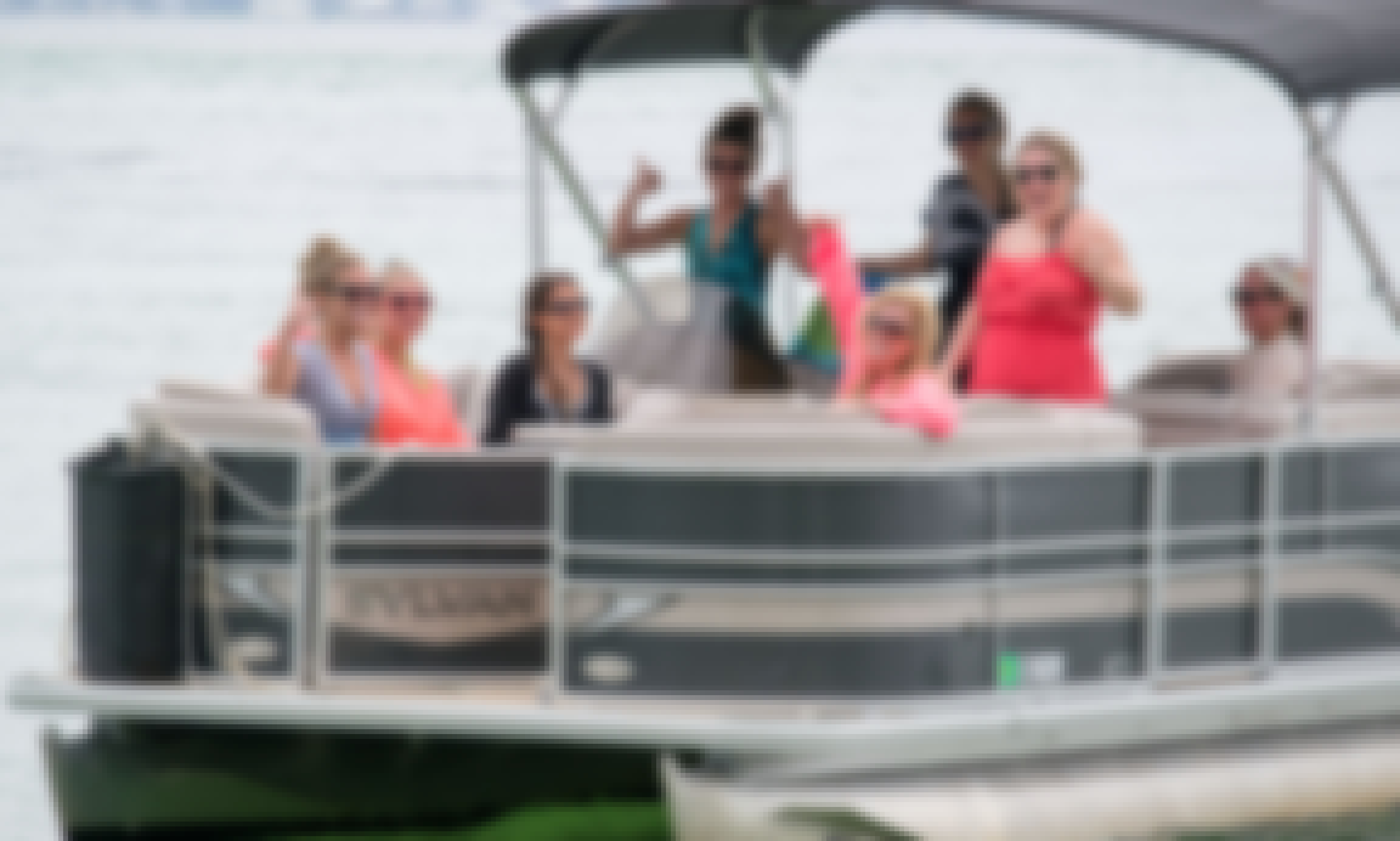 Private Chartered Pontoon for Groups