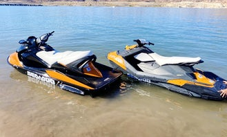 2 See-Doo GTX Jet Ski for Rent in Las Vegas, Nevada