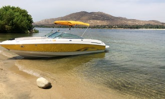 2004 Chaparral 220 SSI for Charter in Riverside!