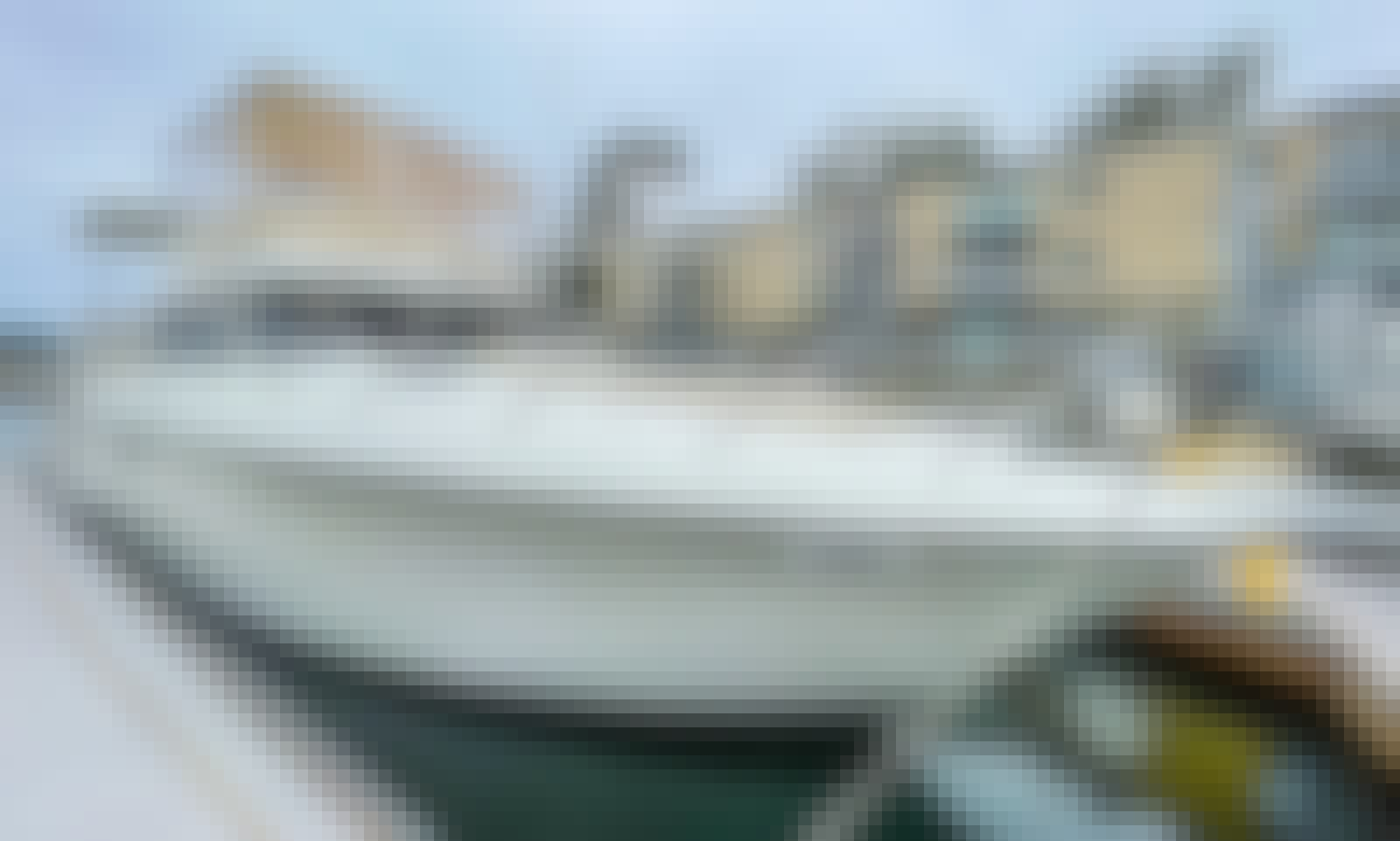 50 ft Private yacht in Marina del Rey. 12 people, your friends, your family, your party.