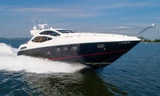 2018 Magnificent 64' Sunseeker Predator Motor Yacht In Sag Harbor, New York