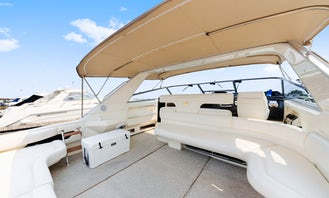 50' Sea Ray Sundancer Yacht for 10 Guests in Chicago, IL - Best Value! (MPY#1)