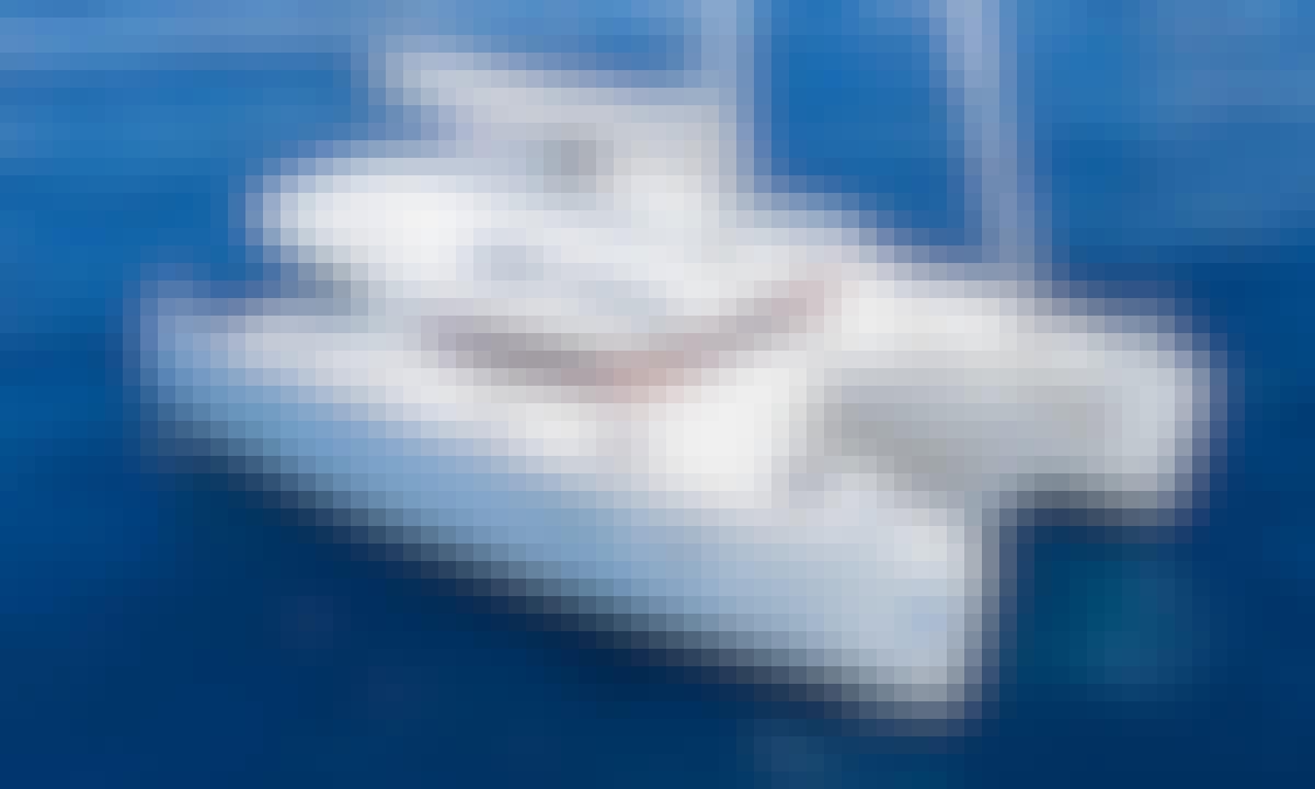 Cruising Catamaran Charter in Quintana Roo, Mexico