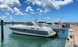 Cranchi 50' Luxury Powerboat in Boca Chica