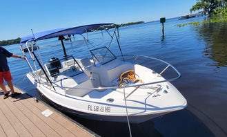 20' Proline 202 great family/fishing/tubing boat!