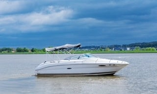 22' Sea Ray Powerboat for 7 people in Washington, District of Columbia