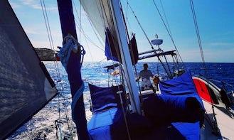 Ecursiones en velero por la Bahía de Palma//Mallorca day charter